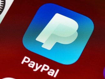 PayPal app icon