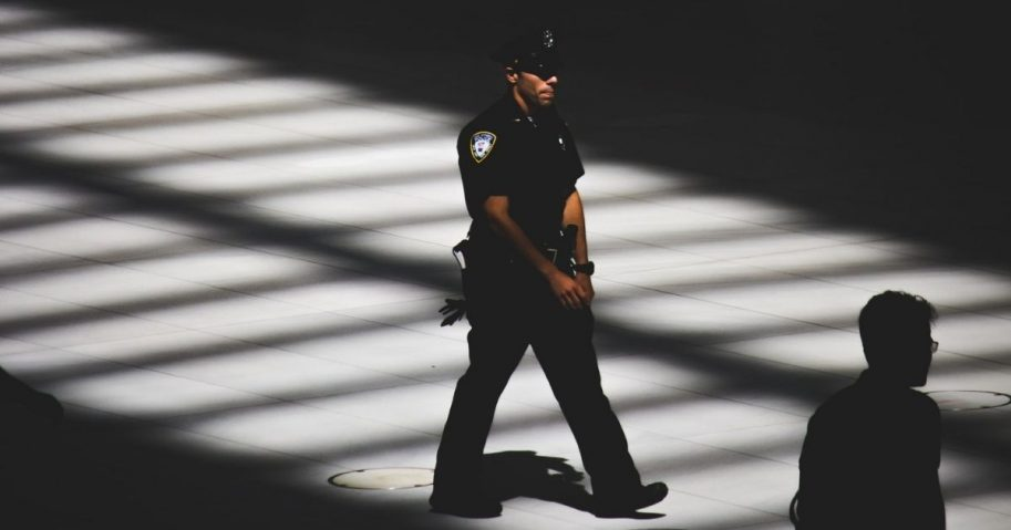 NYC police force