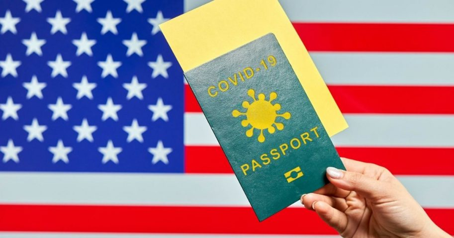 US government issues COVID-19 vaccine passports
