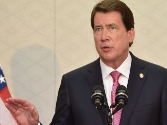 Ambassador Hagerty Addresses Reporters Upon Arrival in Tokyo