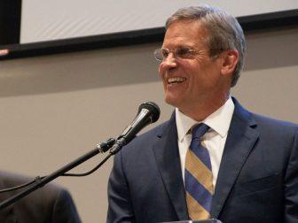 TVC National Summit Chattanooga TN 2019 Speaker Gov. Bill Lee Tennessee Chattanooga Tennessee