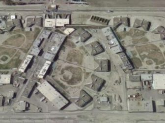California State Prison_Corcoran_California_Overhead View