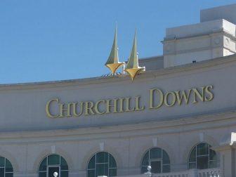 Churchill Downs - Gate