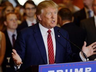 Donald Trump Signs The Pledge