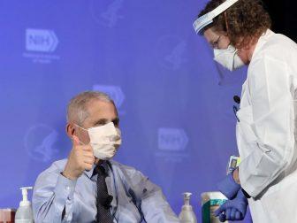 HHS/NIH COVID-19 Vaccine Kick-Off event