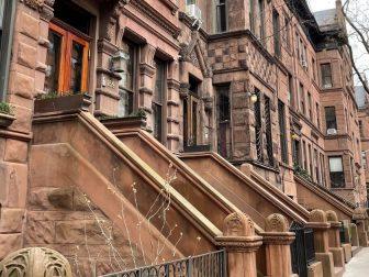 New York City homes