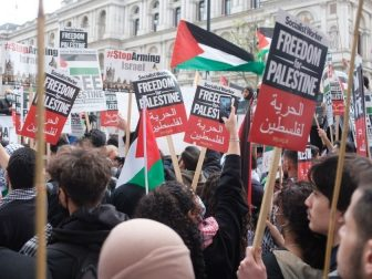 Rally in Jerusalem