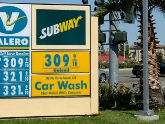 US High Gas Price