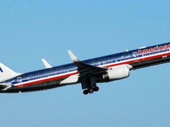 AA/AAL American Airlines B757 N189AN