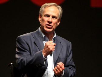 Texas Attorney General Greg Abbott speaking at FreePac, hosted by FreedomWorks, in Phoenix, Arizona.