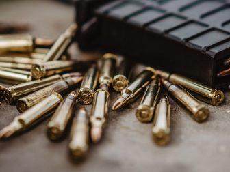 Loose gun ammunition