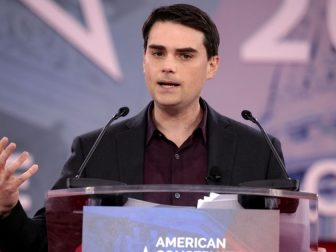 Ben Shapiro speaks at the 2018 Conservative Political Action Conference in National Harbor, Maryland.