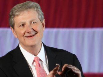 John Kennedy, Republican, Senator, Louisiana, LAGOP GOTVR Dec2016 166