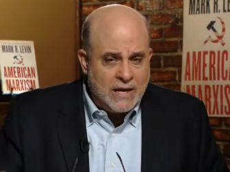 Fox News host Mark Levin hammered the Department of Justice over the weekend with regard to the events of Jan. 6.