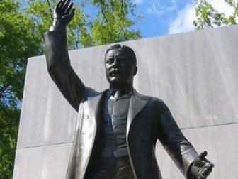 Roosevelt Statue, Theodore Roosevelt Island