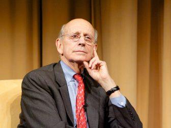 Conversations on the Constitution with Supreme Court Justice Stephen Breyer; Justice Stephen Breyer, Supreme Court Associate Justice