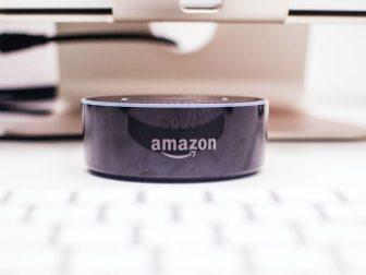 2nd generation of Amazon Echo Dot