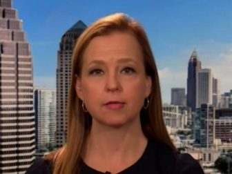 Jenny Beth Martin, the president of Tea Party Patriots, speaks to One America News Network.