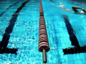 Close Up Photo of Swimming Rope