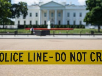 Crossing the Line at the White House
