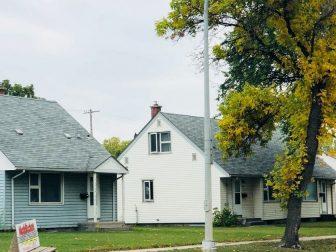An American suburb