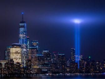 911 tribute in New York
