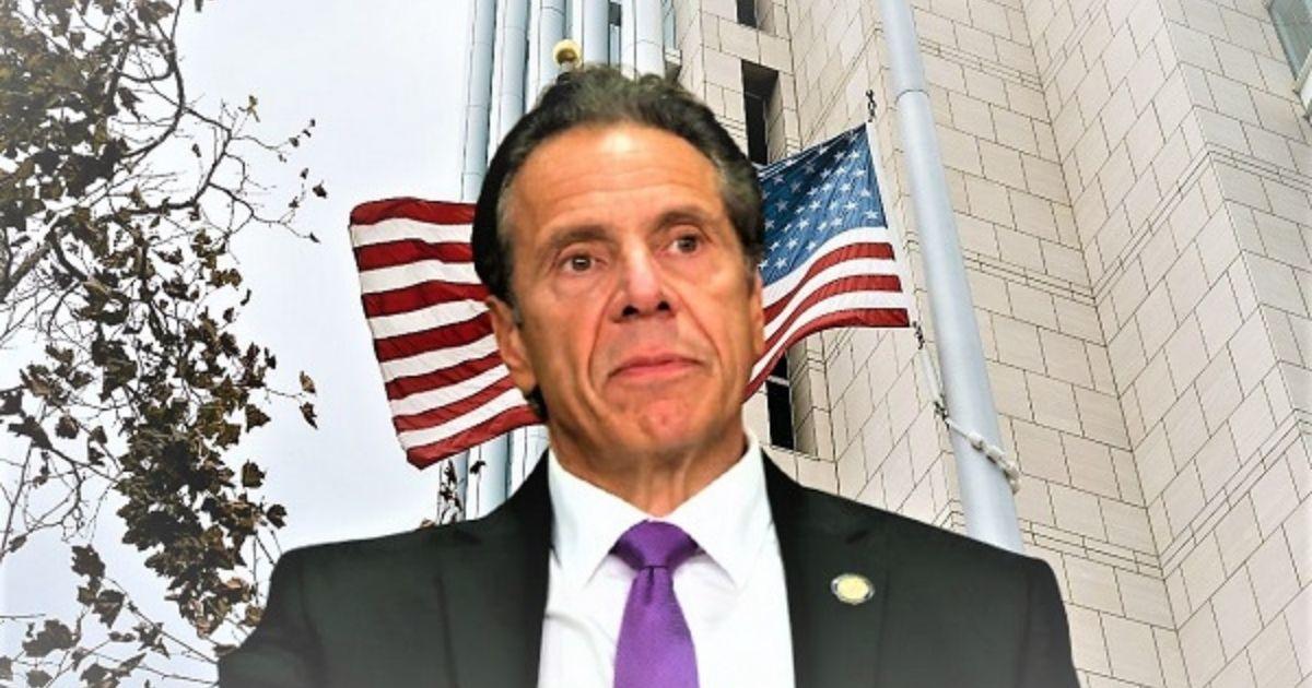 New York Democratic Gov. Andrew Cuomo on March 1.