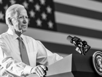 President Joe Biden delivers remarks at a press conference, Wednesday, June 16, 2021, at the Hôtel du Parc des Eaux-Vines in Geneva.