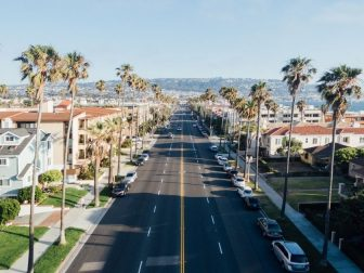 Redondo Beach Street is pictured above.
