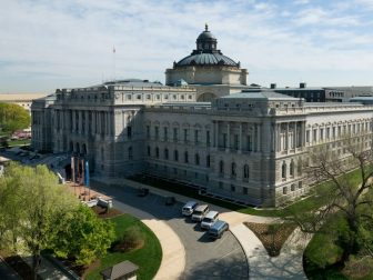 Immediately after it opened in 1897, the Library of Congress Thomas Jefferson Building was widely considered to be the most beautiful, educational and interesting building in Washington.