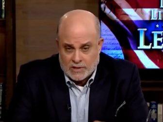 Conservative commentator Mark Levin argues for President Joe Biden's impeachment on Wednesday.