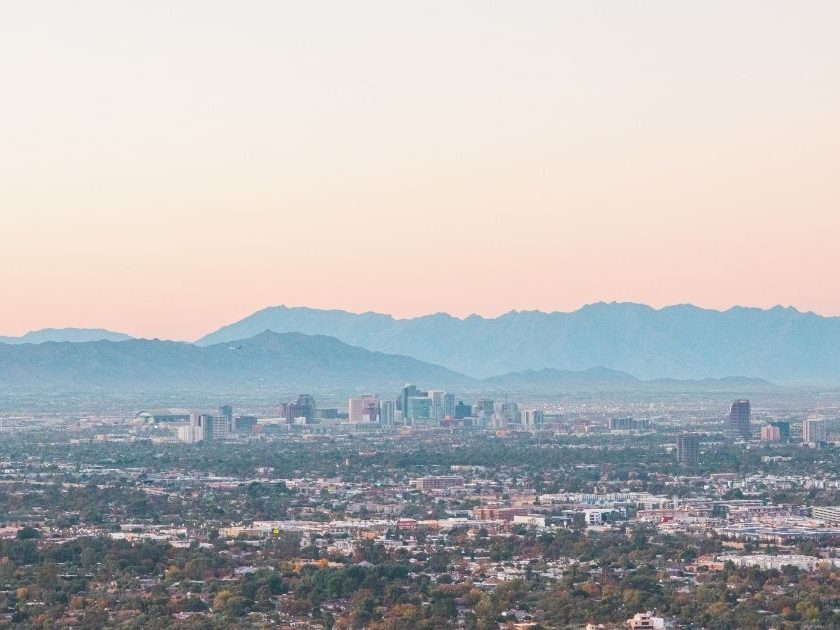 The Phoenix skyline is shown above.