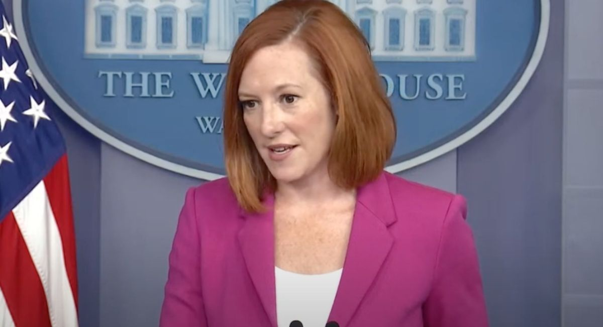 """White House press secretary Jen Psaki acknowledged Wednesday that """"more needs to be done"""" to address the ongoing border crisis."""