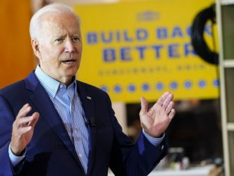 President Joe Biden tours the IBEW/NECA Electrical Training Center in Cincinnati, Wednesday, July 21, 2021. (Official White House Photo by Adam Schultz)