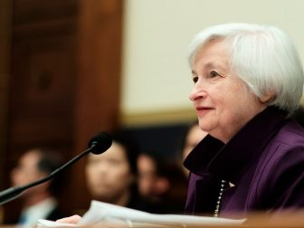 Chair Yellen testifies before the House Financial Services Committee