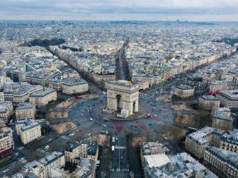 Downtown Paris