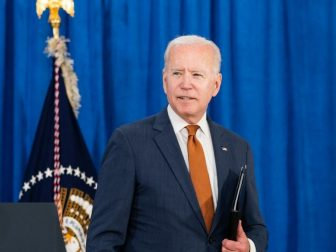 President Joe Biden delivers remarks on the May jobs report on Friday, June 4, 2021, at the Rehoboth Beach Convention Center in Rehoboth Beach, Delaware.